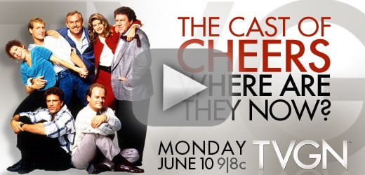 TVGN to Track down Cast of Cheers, Answer: Where Are They