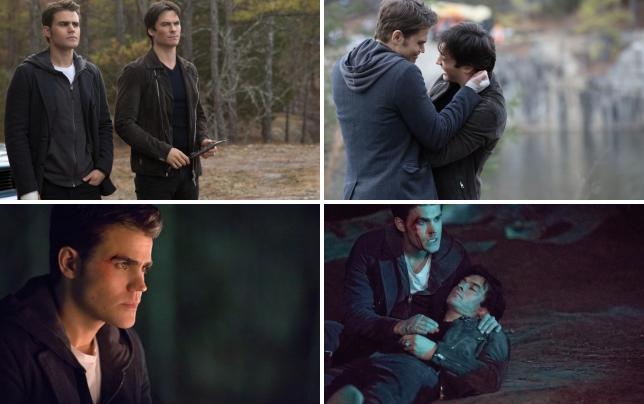Joining forces the vampire diaries