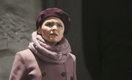 Shocked Mary Margaret
