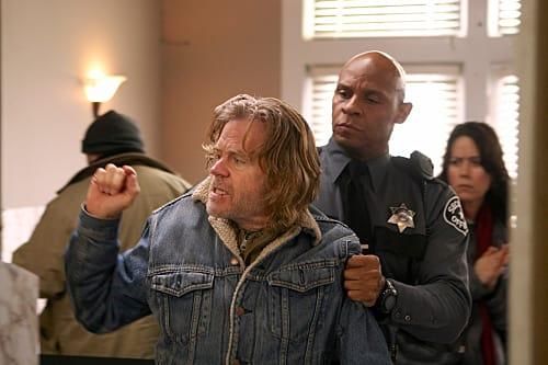 Frank in Custody