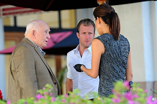 Ed Asner on Hawaii Five-0