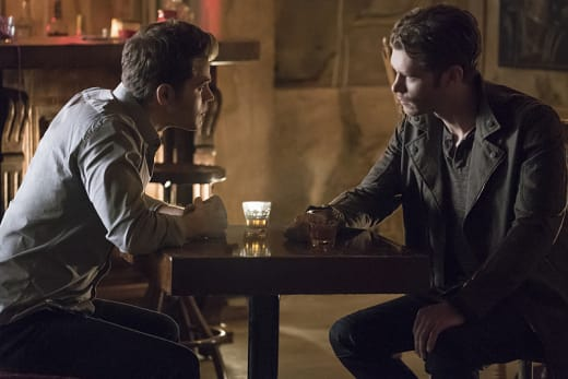 The Vampire Diaries Season 7 Episode 14 Review: Moonlight on
