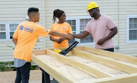 Habitat For Humanity - Queen Sugar