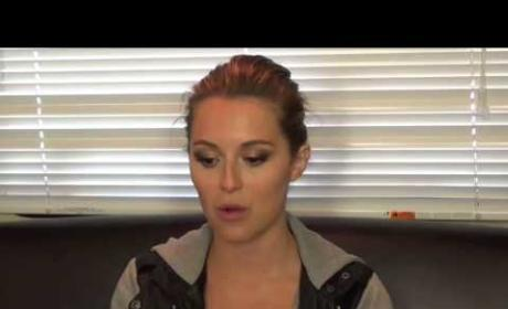Alexa Vega Set Interview