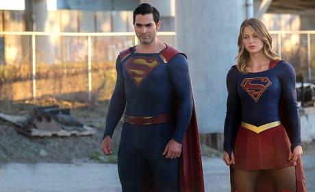 Super Team - Supergirl Season 2 Episode 2