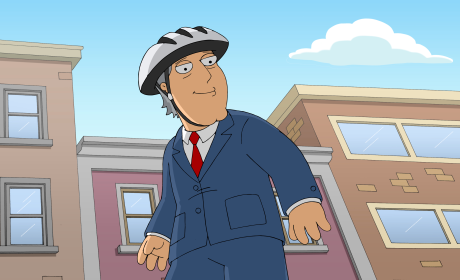 Mayor West on a Run - Family Guy Season 16 Episode 4