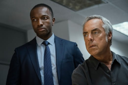 Bosch and Edgar Investigate