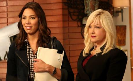 Avalon Helps With The Case - Bones Season 10 Episode 11