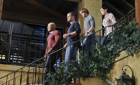 Sam, Callen, Deeks and Kensi