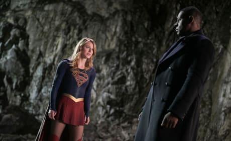 On a Mission - Supergirl Season 4 Episode 15