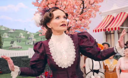Schmigadoon!'s Kristin Chenoweth Shares What Made Her Love the Show and Its World