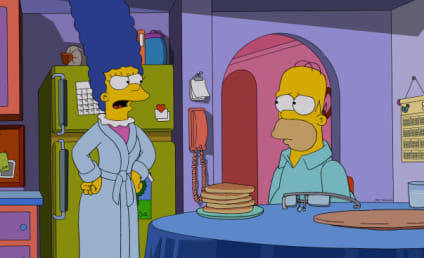 The Simpsons Review: I Spy
