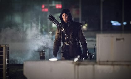 Arrow Season 3 Episode 21 Review: Al Sah-Him