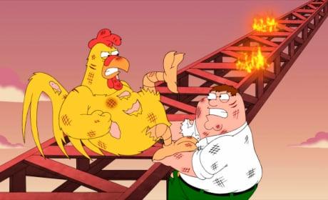 Peter vs. Chicken