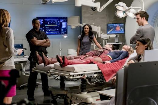 Now what? - The Flash Season 3 Episode 17