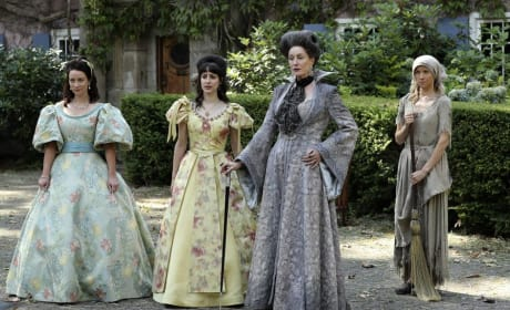 Cinderella Isn't Going to the Ball - Once Upon a Time Season 6 Episode 3
