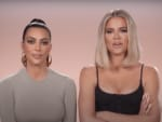 Khloe and Kim Talk - Keeping Up with the Kardashians