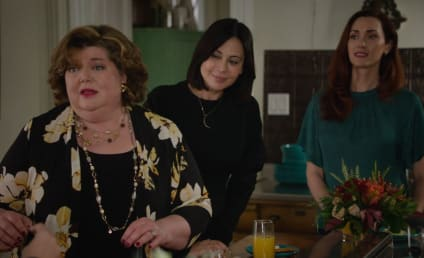 Good Witch Season 7 Episode 3 Exclusive: The Middleton Ladies Pamper Claire!