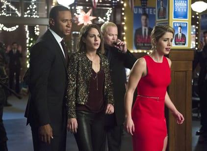 Watch Arrow Season 4 Episode 9 Online
