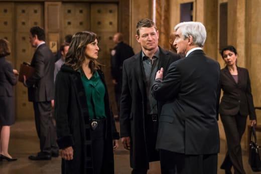 Introducing Peter Stone - Law & Order: SVU Season 19 Episode 12
