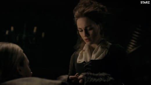 Very Bad News - Outlander Season 4 Episode 8