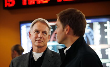 Pic from NCIS