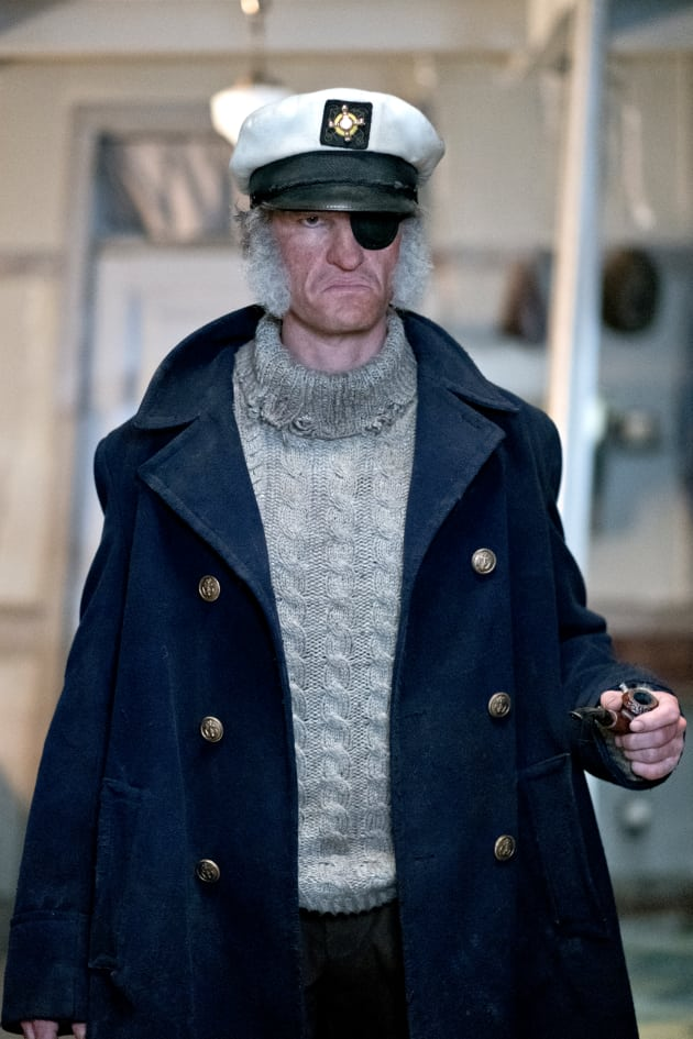 Count Olaf as Captain Sham - Lemony Snicket's A Series of Unfortunate Events