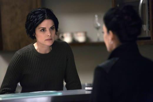 Jane Speaks With Nas - Blindspot Season 2 Episode 14