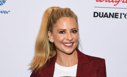 Sarah Michelle Gellar: Returning to TV!
