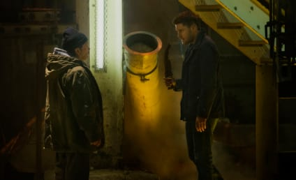 Supernatural Season Finale Photos: How Will it End?