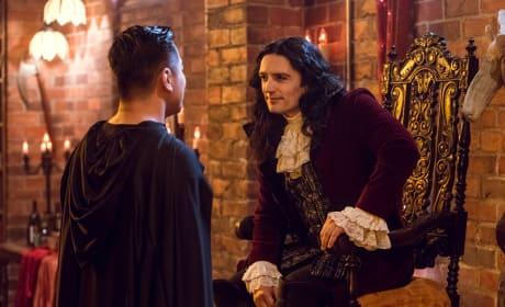 Leader of the Vampire Club - Preacher Season 3 Episode 6
