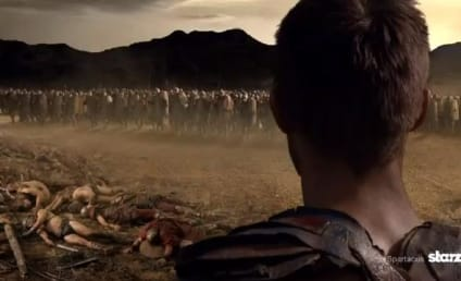 Spartacus War of the Damned Promo: The Final Stand