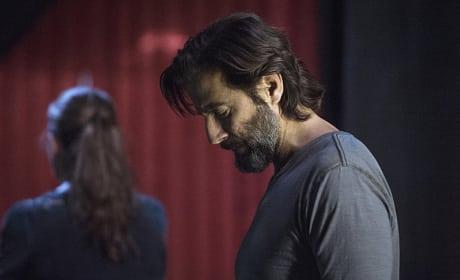 Kane Disappointed - The 100 Season 3 Episode 5