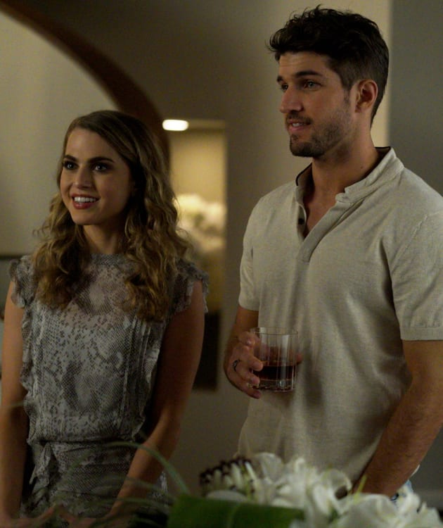 Lucifer Season 1 Episode 4 Promo Spoilers Lucifer S: Grand Hotel Season 1 Episode 5