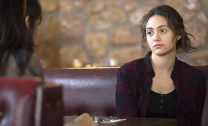 Shameless Shocker: Emmy Rossum Leaving After Nine Seasons!