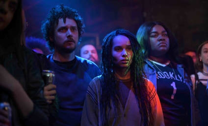 Zoë Kravitz Slams Hulu for Lack of Diversity After High Fidelity Cancellation