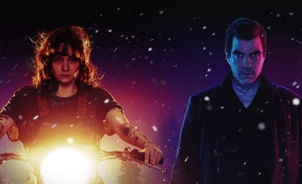 NOS4A2 Season 2: Character Insight from the Showrunner and Stars!