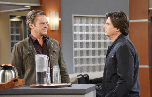 Justin and Lucas - Days of Our Lives