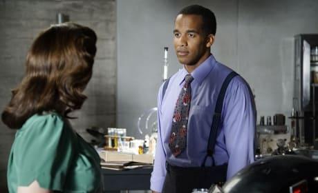 Saving Dr. Wilkes - Marvel's Agent Carter