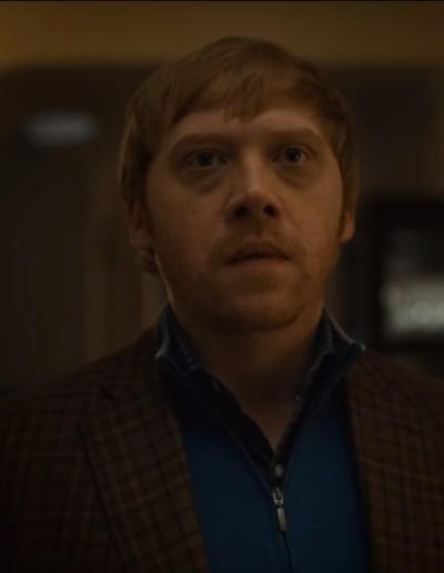 Rupert Grint as Julian - Servant Season 2 Episode 8