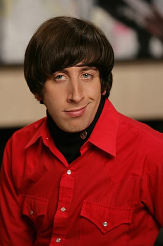 Howard Wolowitz -- The Big Bang Theory
