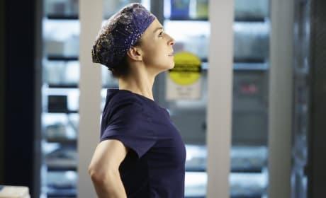 Checking the Scans - Grey's Anatomy Season 11 Episode 14