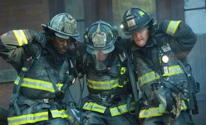 Chicago Fire Review: The Hunt for '51