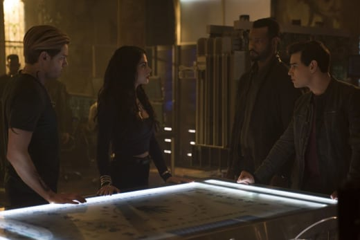 Left Out - Shadowhunters Season 3 Episode 20