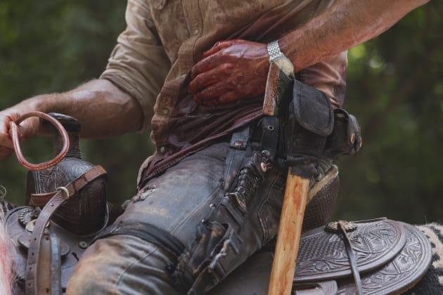 Suck It Up, Rick! - The Walking Dead Season 9 Episode 5