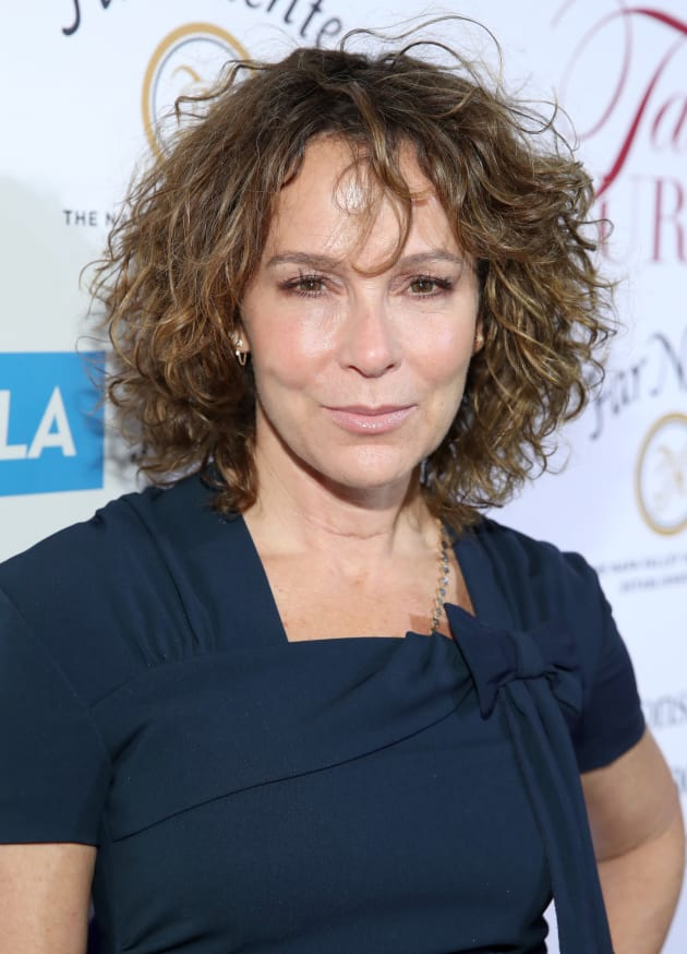 Jennifer Grey Attends UCLA Event