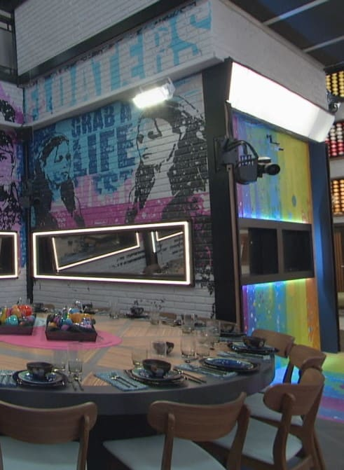 Big Brother All Stars Dining Room Season 22 Episode 1 Tv Fanatic
