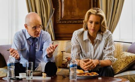 Lunch Meeting - Madam Secretary Season 5 Episode 1