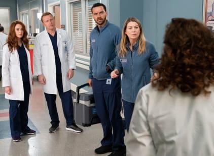 Watch Grey's Anatomy Season 15 Episode 20 Online
