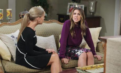 Abigail's Face - Days of Our Lives